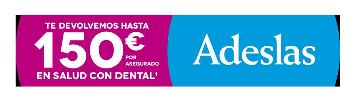 Promoción Adeslas Parque Lisboa