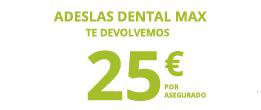 Promoción Adeslas Dental Parque Lisboa