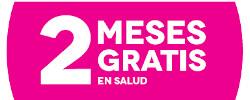 Adeslas Parque Lisboa Alcorcon 2 meses gratis salud